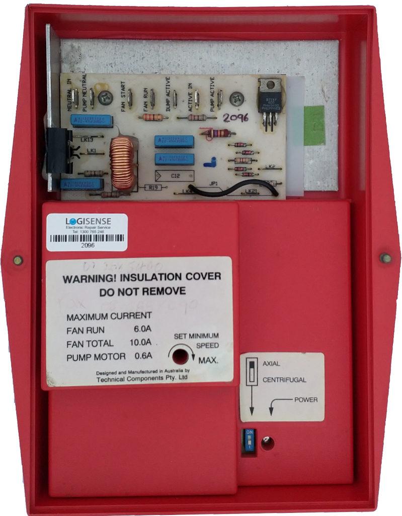 Coolair Braemar ECP01S3